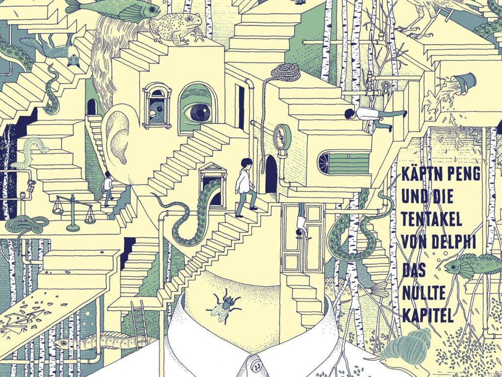 Album der Woche: Käptn Peng & Die Tentakel Von Delphi – Das Nullte Kapitel