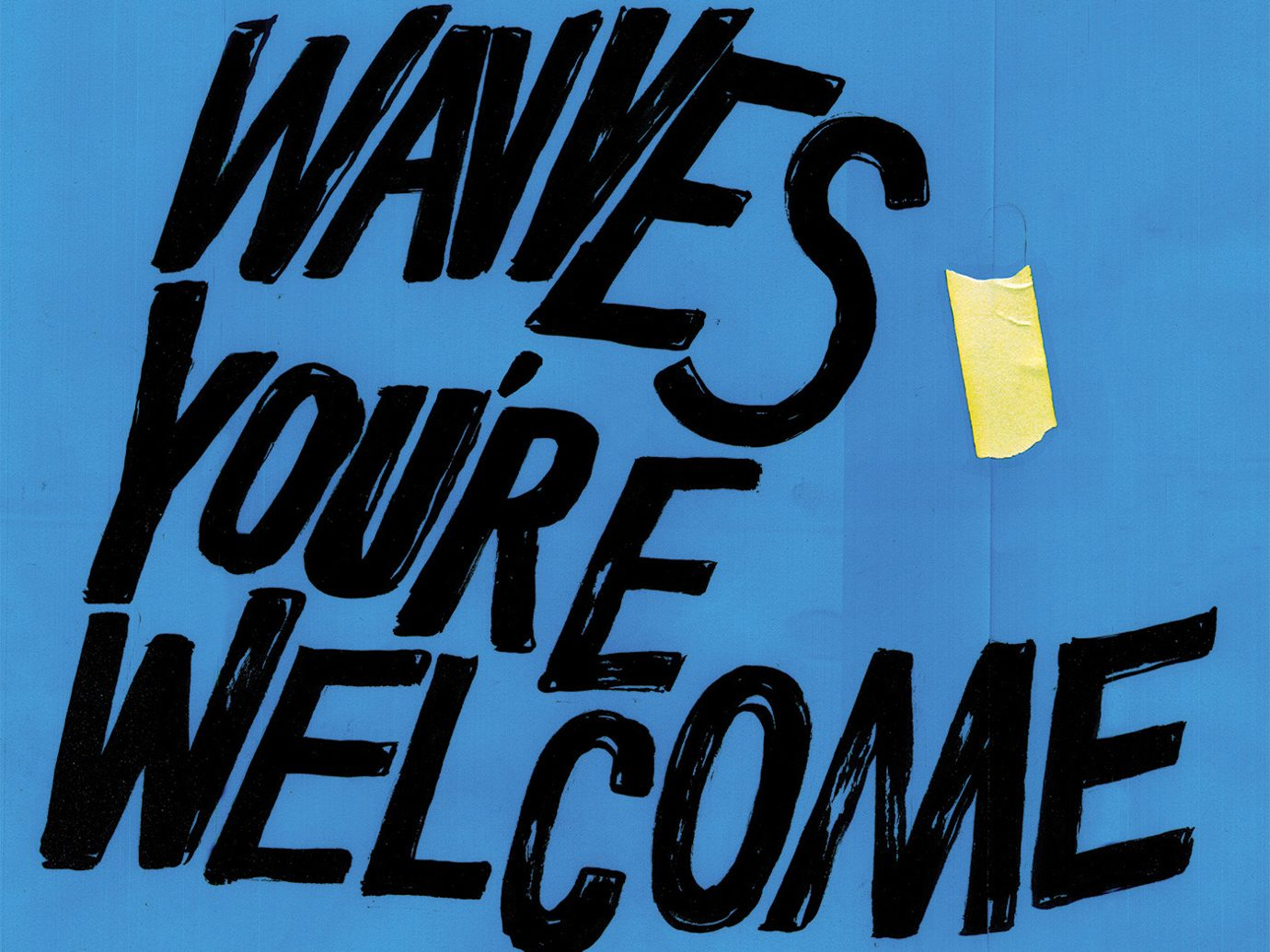 Album der Woche: WAVVES – You're Welcome