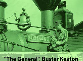 Der General mit neuer Filmmusik
