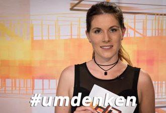 """TV! """"umdenken"""""""