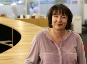 Regina Flamm, UB, Abteilung Ausleihe und Magazin