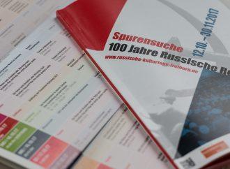 Spuren der Russischen Revolution in Freiburg