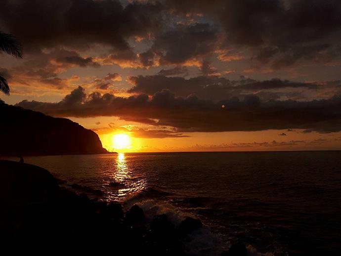 Von Gedichtanalysen, Bergläufen und dem Schlafen am Meer