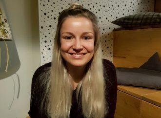 Sarah Heruc, Studentin, engagiert sich bei der Christophorus Gemeinschaft e.V.