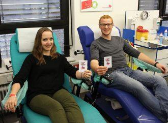 Blut spenden