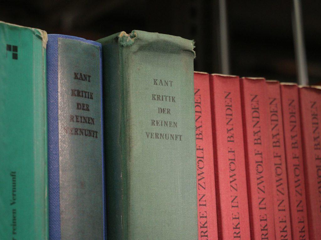 Aufruf zu Rassismus in Büchern