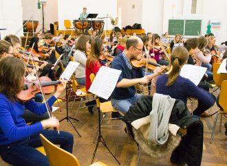 Vom Hörsaal ins Konzerthaus