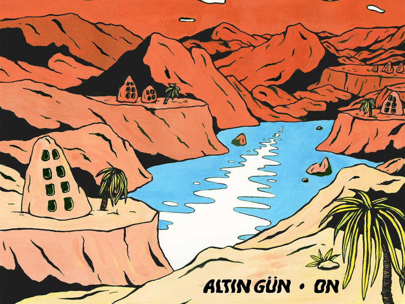 Album der Woche: Altin Gün – On