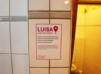 Luisa ist hier