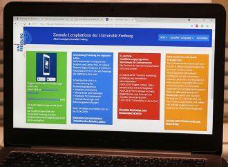 uniCROSS & Medienzentrum beim Tag der digitalen Lehre