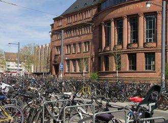 Parkplatznot vor der UB