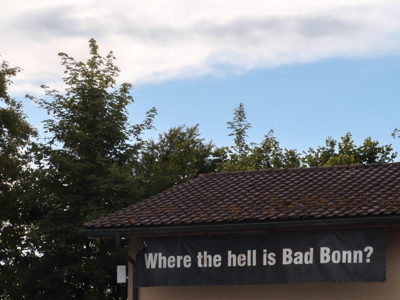 Where The Hell Is Bad Bonn?