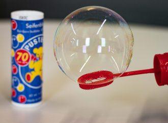Die Physik der Seifenblase