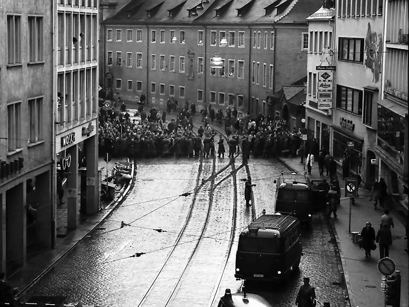 '68 in Freiburg