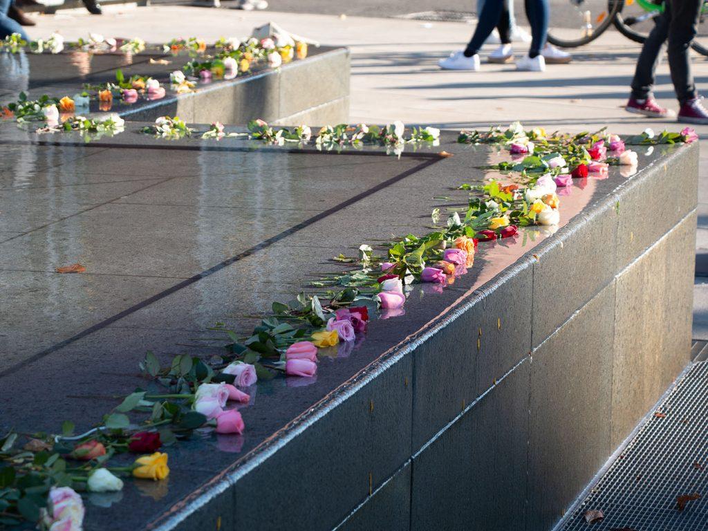 Gedenken an die Pogromnacht 1938