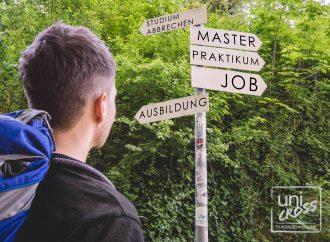 Karriereleiter oder Holzweg?
