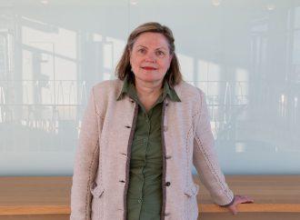 Dr. Regina Herzog, neue Gleichstellungsbeauftragte der Uni