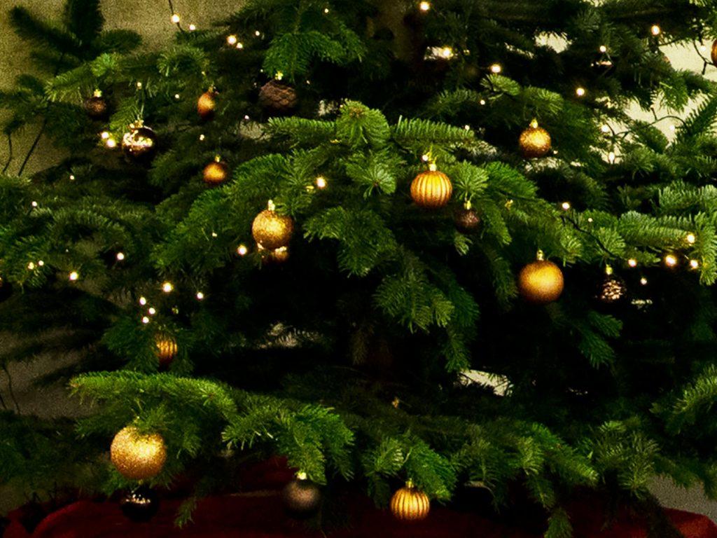 Weihnachtspäuschen