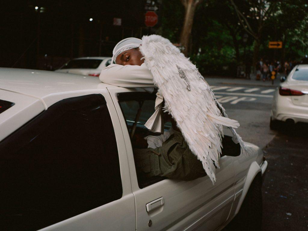 Katharinas Album des Jahres: Blood Orange – Negro Swan