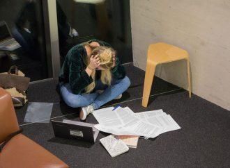 Stress in der Prüfungsphase?