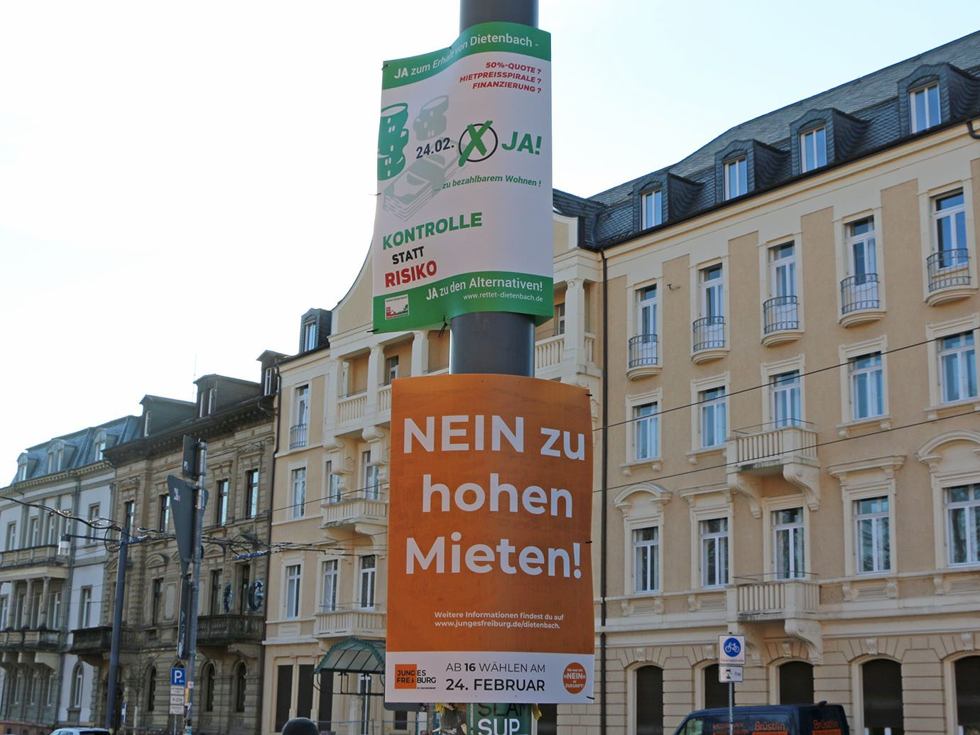 Bürgerentscheid zu Dietenbach