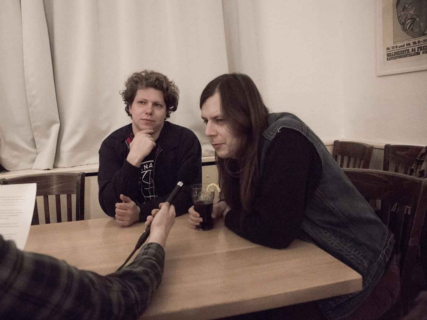 Die Nerven im Interview