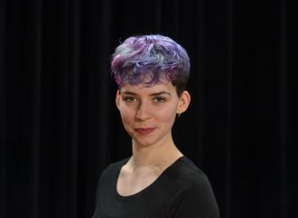 Sarah Busch, Anglistik-Studentin und Mitglied bei den maniACTs