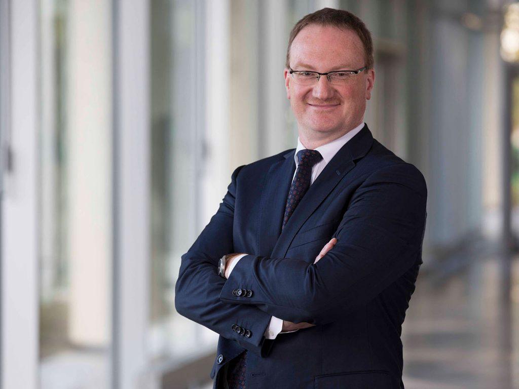 Prof. Dr. Dr. h.c. Lars Feld, Professor für Wirtschaftspolitik und Ordnungsökonomik, Direktor des Walter Eucken Instituts