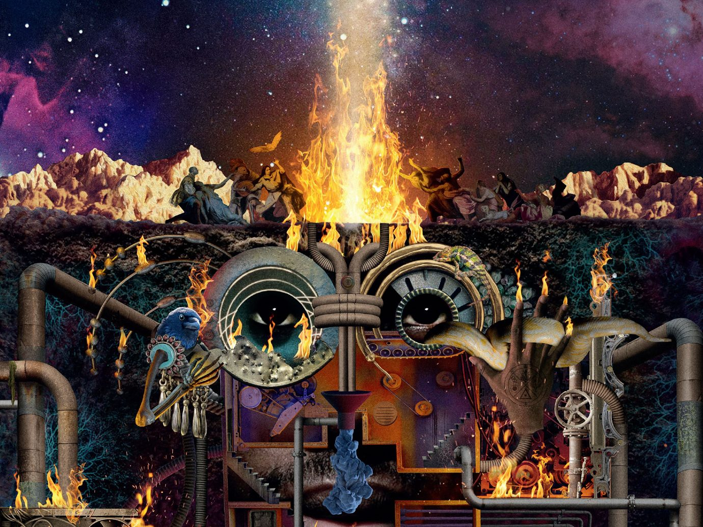 Album der Woche: Flying Lotus – Flamagra