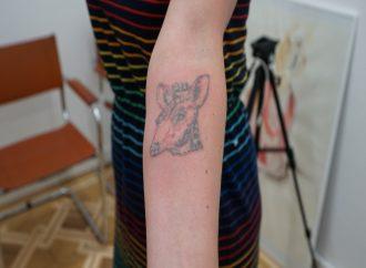 Tattoos müssen nicht für immer sein
