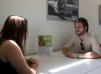 Meet & Eat: Zusammen is(s)t man weniger allein