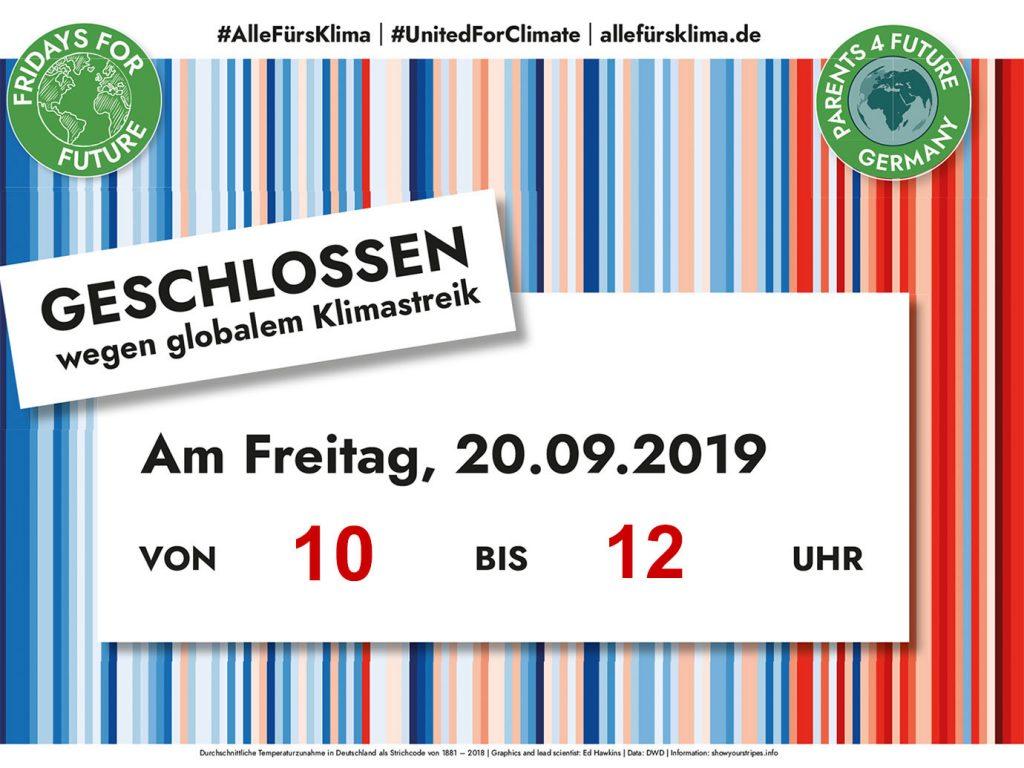 uniCROSS solidarisiert sich mit Fridays for Future