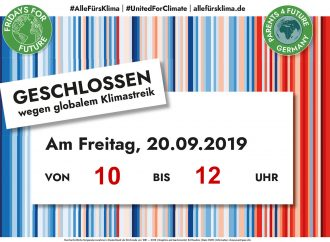 uniCROSS solidarisiert sich mit Fridays for Future