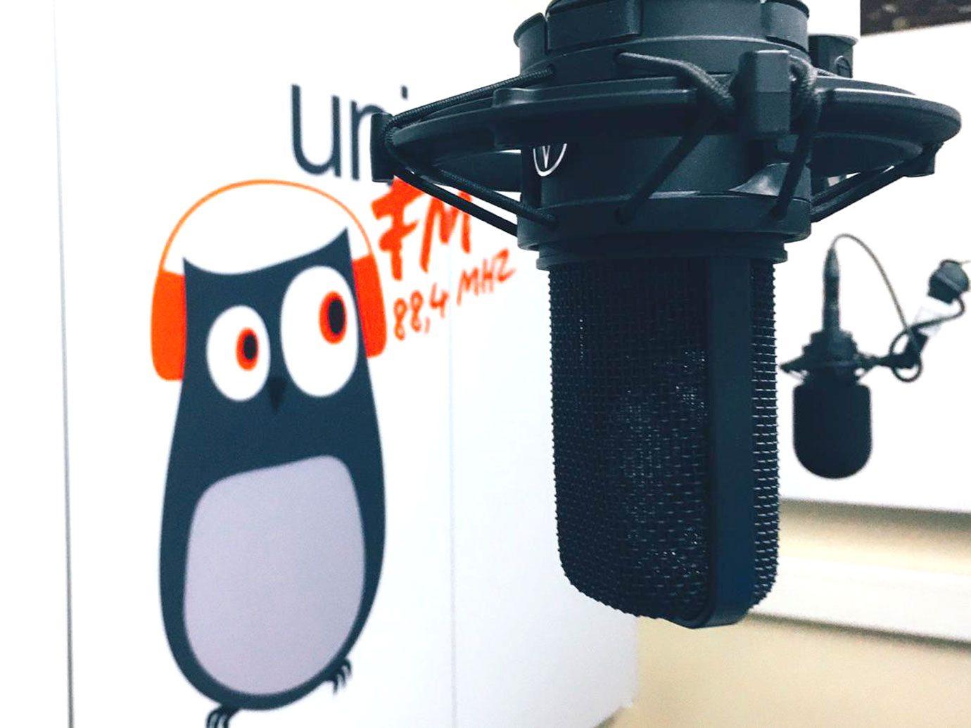 Der Podcast Freitag auf uniFM