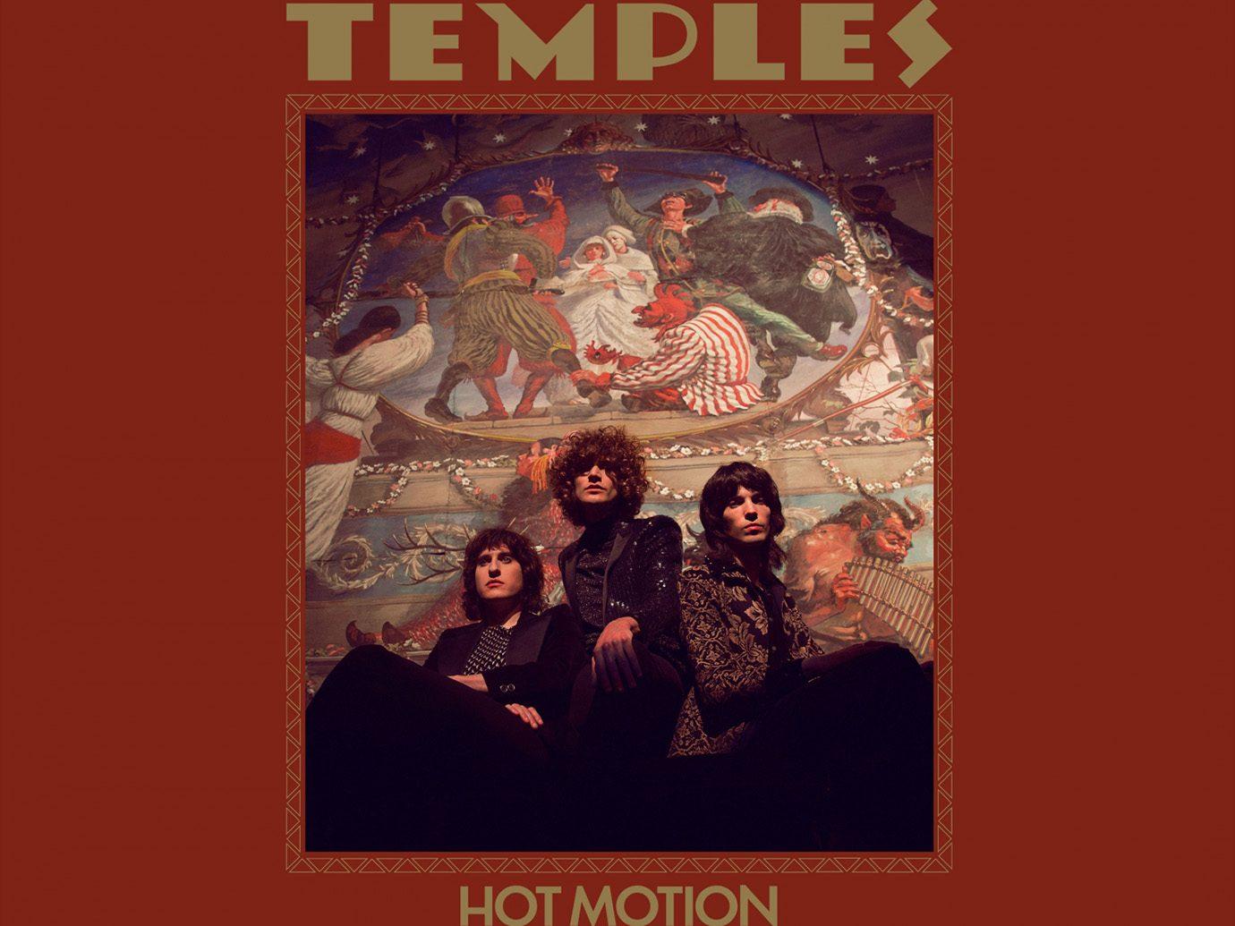 Album der Woche: Temples – Hot Motion
