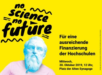 No science, no future