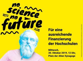 No science, no future