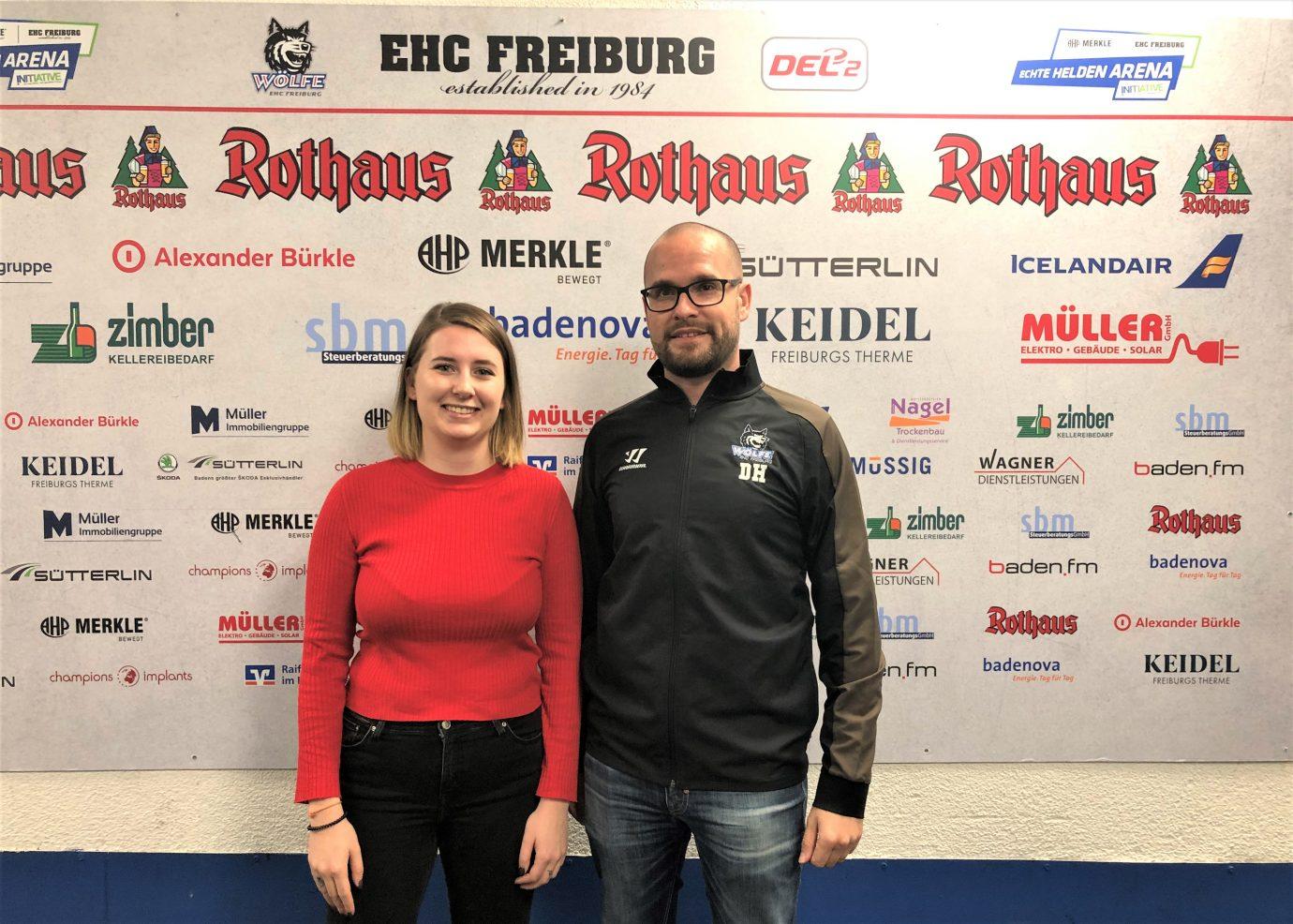 Interview mit Eishockey Sportdirektor Daniel Heinrizi
