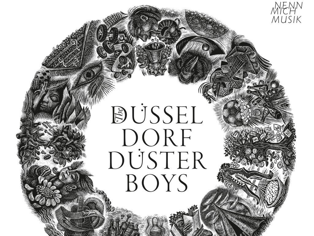 Album der Woche: The Düsseldorf Düsterboys – Nenn Mich Musik