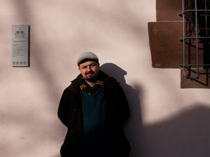 Gregor Mohlberg, DIE LINKE