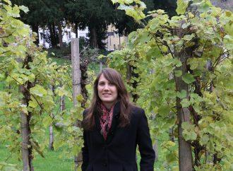 Lora Gyuzeleva, erste Nachhaltigkeitsmanagerin der Universität