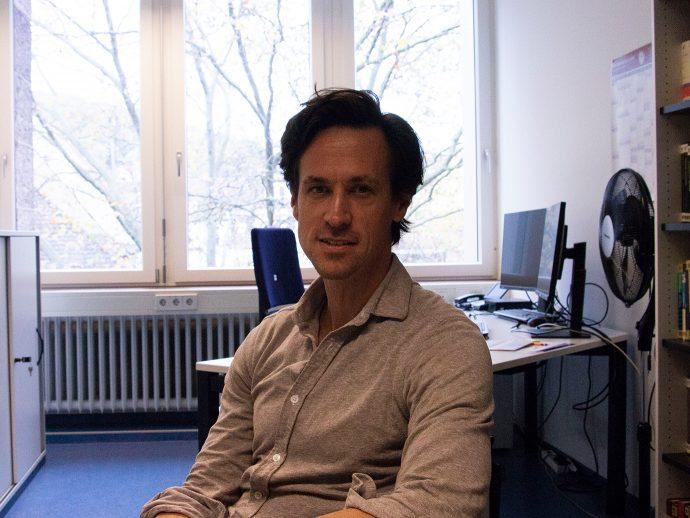 Dr. Steffen Minter, Universität Freiburg