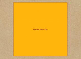 Album-Rezension: Swans – Leaving Meaning