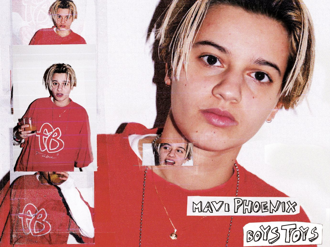 Album der Woche: Mavi Phoenix- Boys Toys