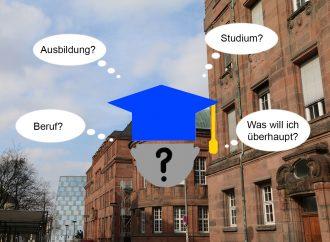 Über (Zweit-)Studieren und Probieren