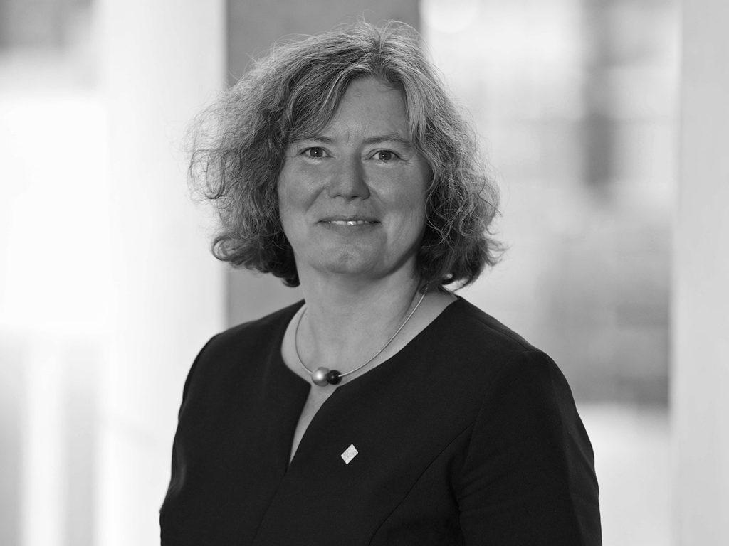 Prof. Kerstin Krieglstein, neu gewählte Rektorin der Uni Freiburg