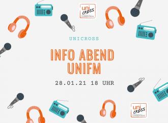 uniFM Info Abend