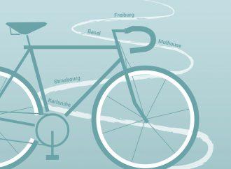120 Radfahrer*innen, 5 Tage, 5 Städte, 3 Länder